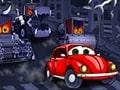 Auto auf der Flucht 2
