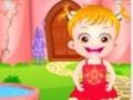 Baby Hazel Prinzessin Umstyling