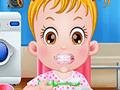 Baby Hazel: Zähne Putzen