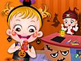 Baby Hazels Halloween