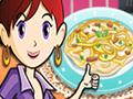 Chicken Fettuccine: Saras Kochunterricht