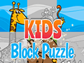 Kinder-Blockpuzzle