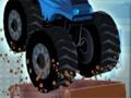 Monster Truck-Testfahrten