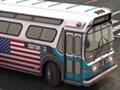 Parken 3D Amerikan Bus