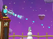 Pinguin gegen Zombies 3