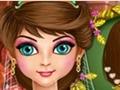 Prinzessin: Neue Frisur