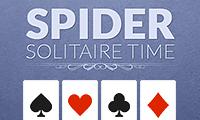 Spider-Solitär: Zeit