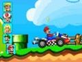 Super-Mario-Rennen